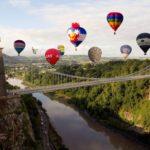 Balloon fiesta, July