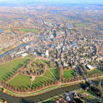 Shrewsbury-aerial-River-Severn-stock-